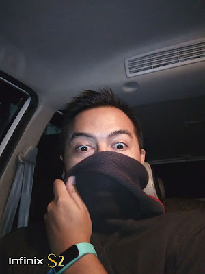 review kamera smartphone Infinix S2 Pro selfie wefie