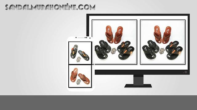 Produsen Sandal Kulit Termurah Asli Garut - 0858 6085 4424