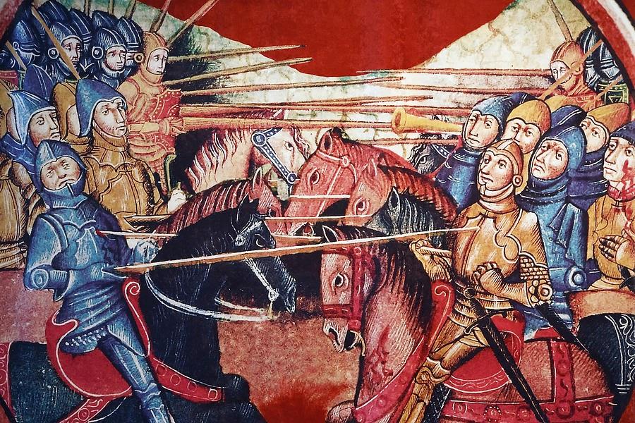 rangos-de-los-caballeros-medievales