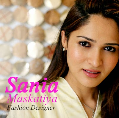 Sania Maskatiya Fashion Designer Of Pakistan Fashion Industry She9 Change The Life Style