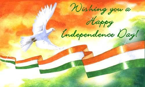Happy Independence day Messages 2017