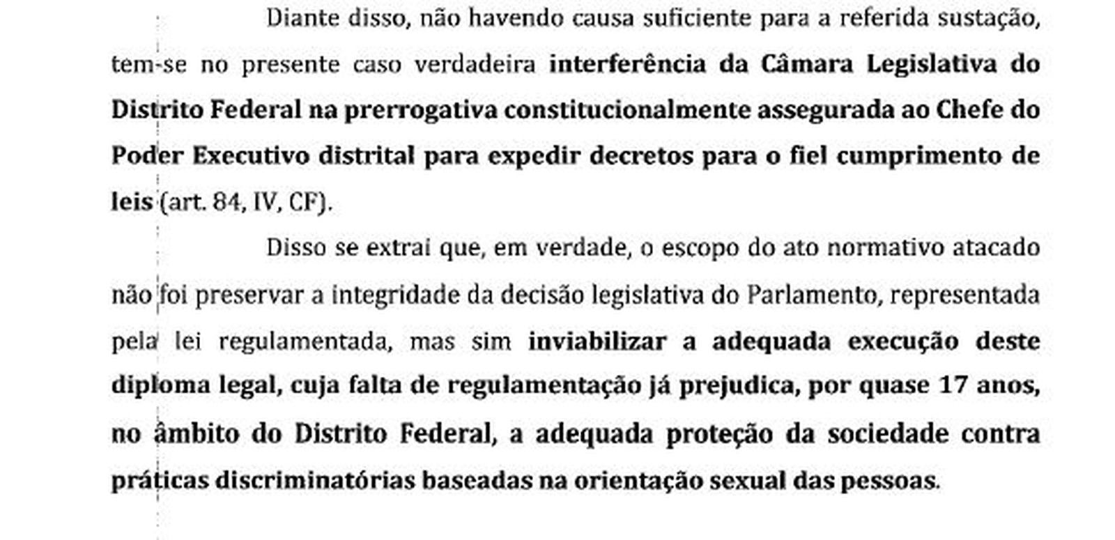 Aplicação da lei que pune homofobia no DF só será analisada após recesso do STF, decide Cármen Lúcia