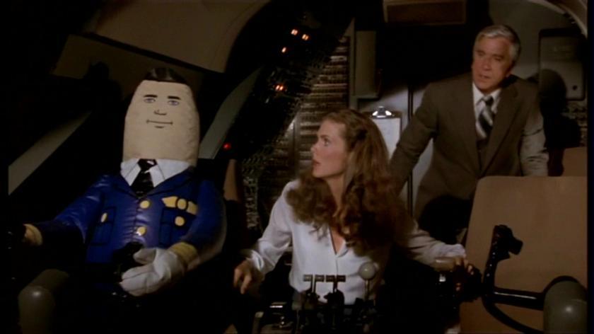 Y a t'il un pilote dans l'avion?