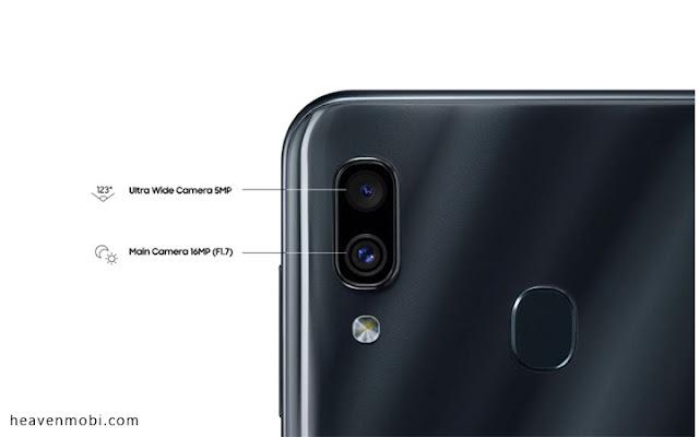 Samsung-A30-camera