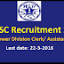 WBSSC Recruitment 2016 Apply Online for 1133 LDC/ Assistant Posts