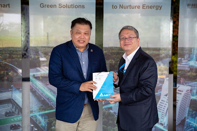Delta ต้อนรับประธาน EEC-HDC สร้างความร่วมมือเพื่อพัฒนาการฝึกอบรม และภาคอุตสาหกรรมตามกรอบไทยแลนด์ 4.0