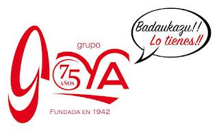 Goya papelería Bilbao Mardebelleza