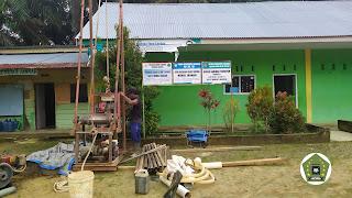 Program Pembangunan Sumur BOR Air Bersih Sekolah
