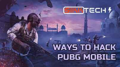 ways to hack pubg mobile