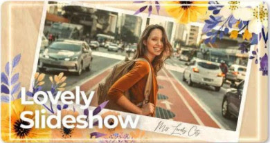 Projects – VideoHive – Lovely Slideshow – 27528300 [AEP]