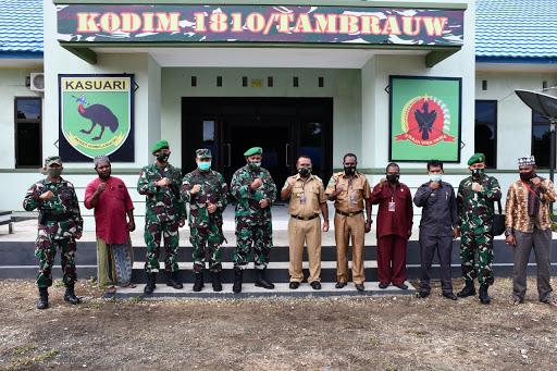38 Organisasi Dukung Warga Adat Papua Tolak Kodim Tambrauw