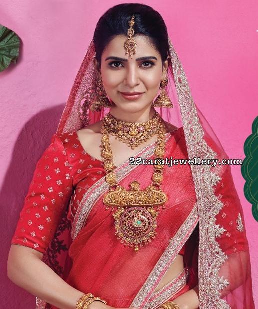 Samantha Akkineni Antique Nagas Haram