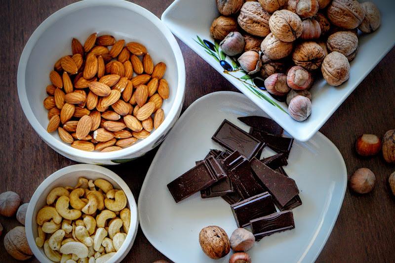 Dietetyczne przekąski