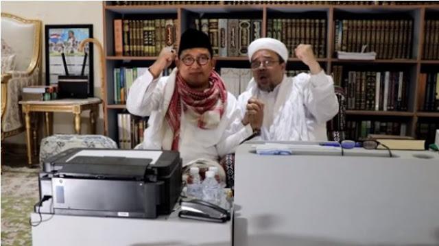 Fadli Zon Cerita Habib Rizieq Sudah di Bandara Tapi Tak Bisa Pulang
