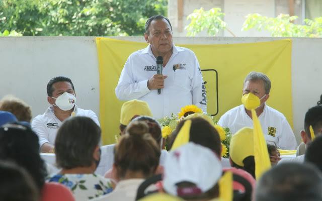 Ley mordaza de Morena contra el INE tiene como propósito golpear a la democracia: Zambrano