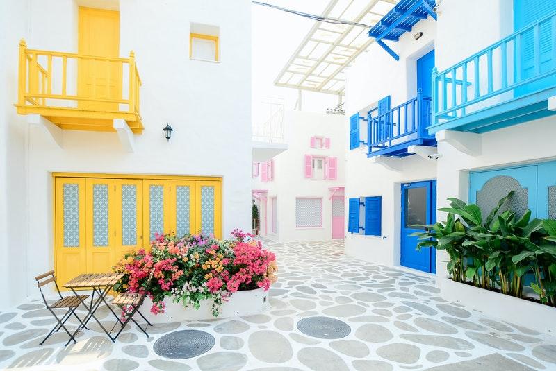Rhodes Town Destinasi Travel Wisata Favorit Yunani