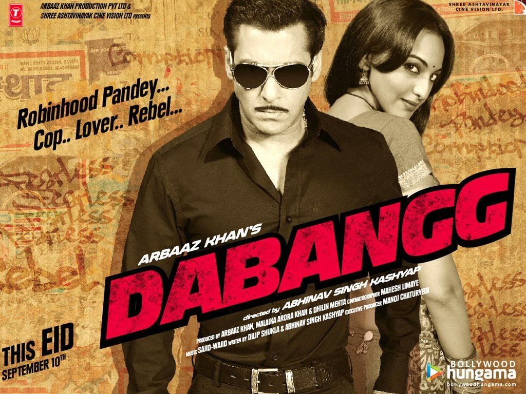 Dabangg (2010) Hindi Movie Bluray Rip (Exclusive Quality ... Dabangg