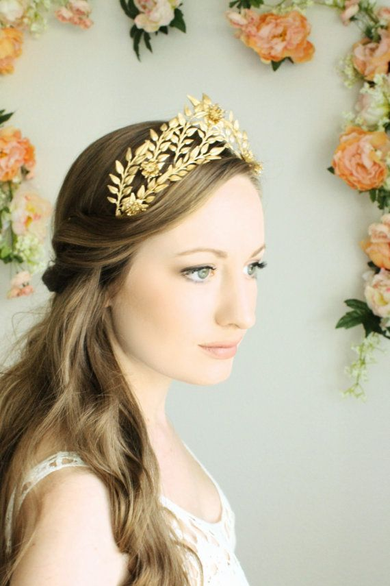Crowns For Wedding Hairstyles The HairCut Web