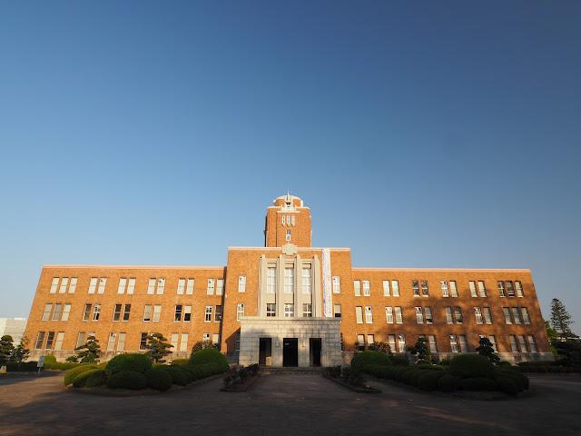 茨城県庁三の丸庁舎