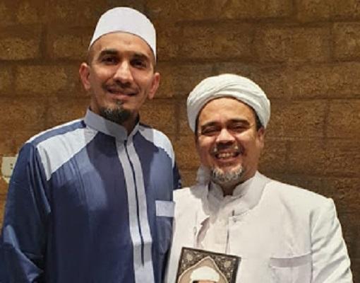 Habib Rizieq Ajari Ngaji Dan Sholat Para Napi Di Rutan Bareskrim