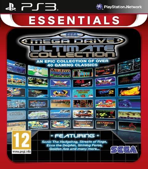 Sega Mega Drive Ultimate Collection - Download game PS3 PS4