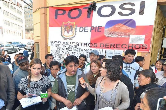 Pumari representa un cambio generacional en el comité potosino / ARCHIVO APG