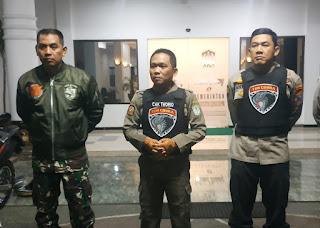 Tiga Pilar Kembali Melaksanaan Patroli Gabungan