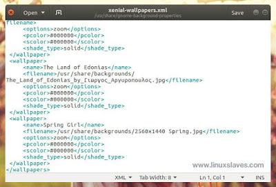 Changing Ubuntu Login Screen Background