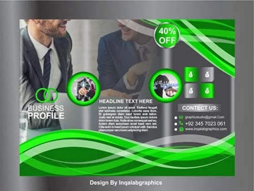 Trifold Brochure Template Free