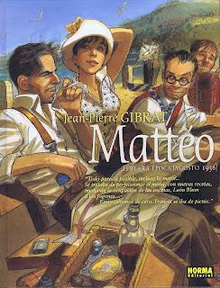 MATTÉO VOL.3