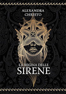 La regina delle sirene copertina italiana