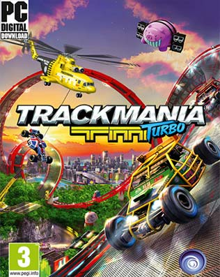 Trackmania Turbo Edition Download for PC