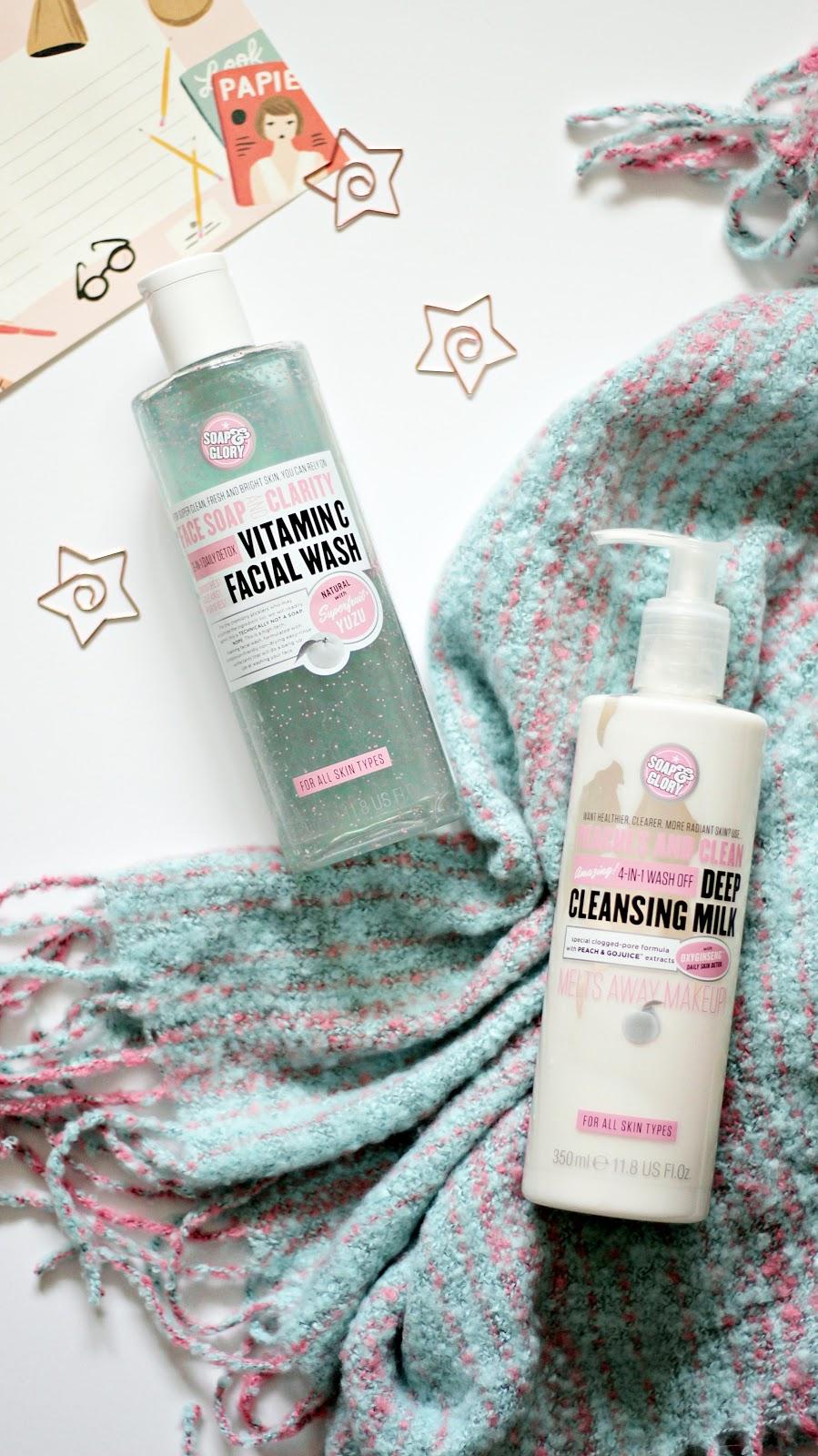 drugstore skin cleansers