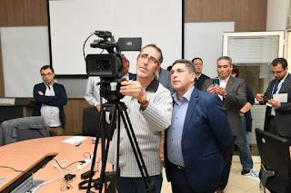 التعليم عن بعد ..وزارة أمزازي تستأنف إنتاج الموارد الرقمية