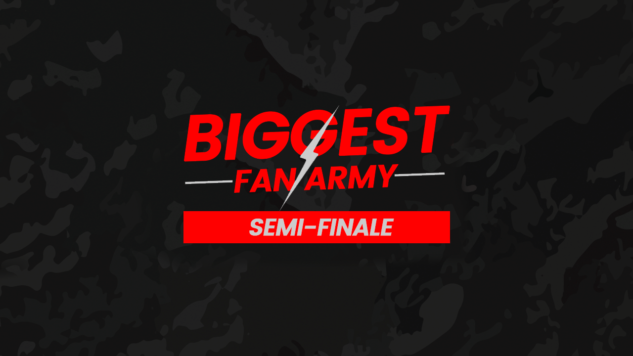 BIGGEST FANS ARMY (SIDE A)