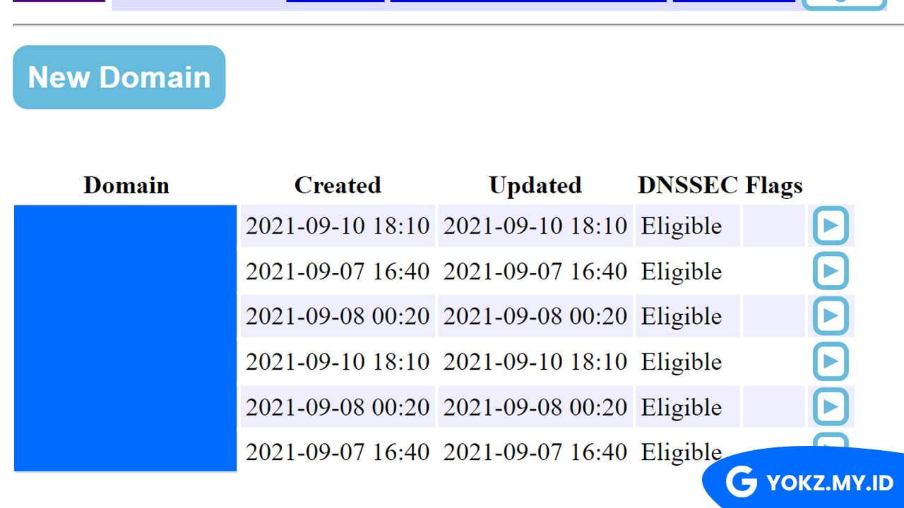 [ Terbaru ] Cara Daftar Domain Eu.org Gratis Selamanya