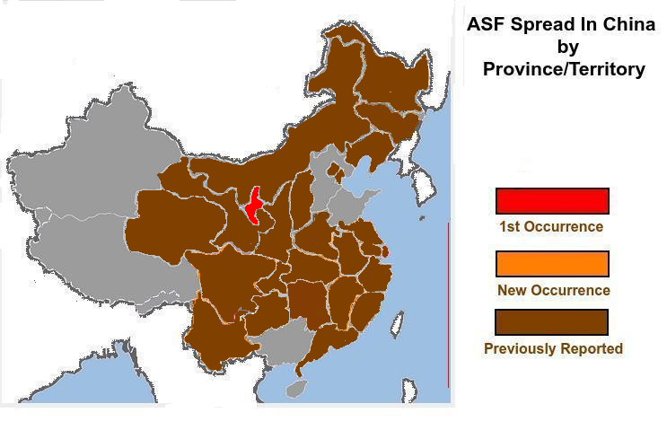 Ningxia China Map.Avian Flu Diary Ningxia Becomes China S 25th Province Territory