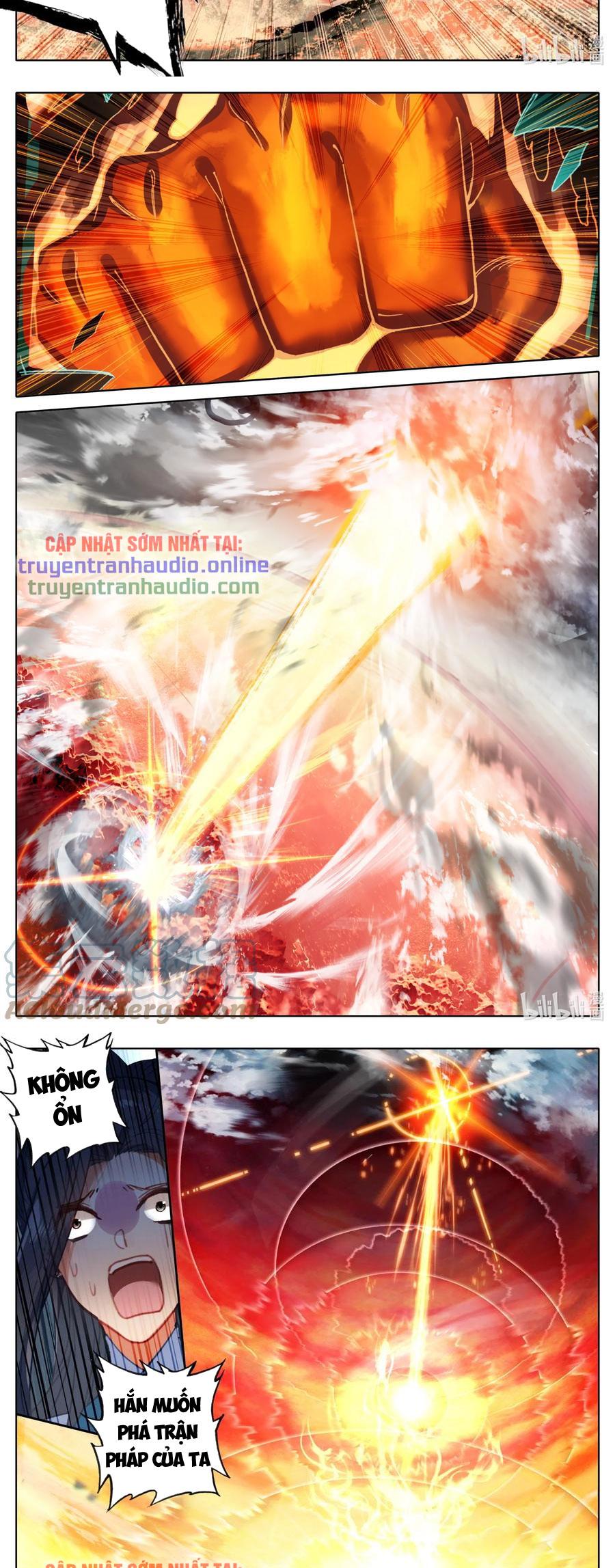 Phàm Nhân Tu Tiên chi Tiên Giới thiên Chương 104 - Vcomic.net