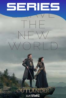 Outlander Temporada 4 Completa HD 1080p Latino-Inglés