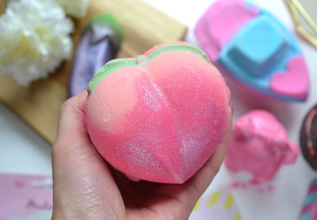 Lush Valentine's Day Collection