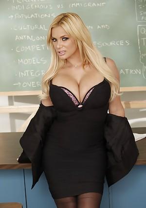 Hot Teacher Porn Pics