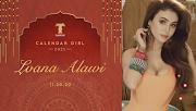 Ivana Alawi perfect for Tanduay Calendar Girl 2021