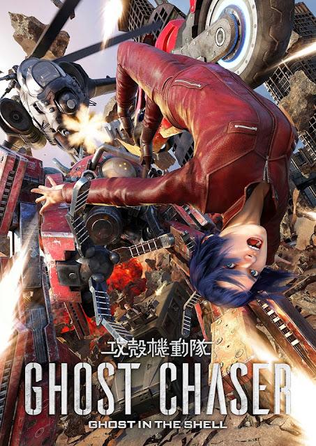 GHOST IN THE SHELL: GHOST CHASER, una experiència immersiva protagonitzada per Motoko Kusanagi