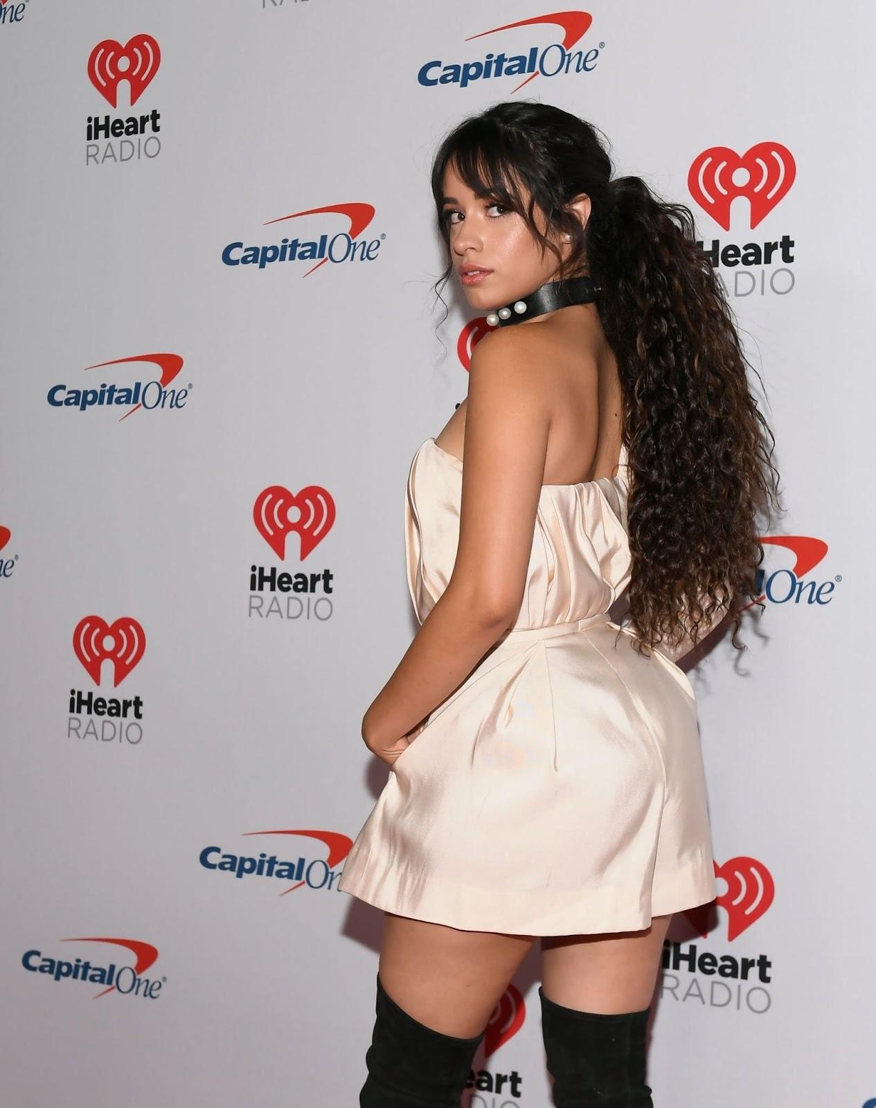 Camila Cabello at 2019 iHeartRadio Festival