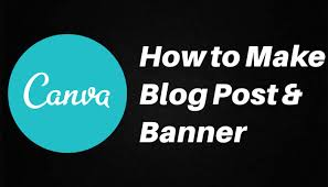 How to Make Blog Post and Banner Copyright Free Image