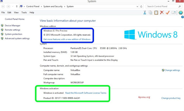 How to Activate Windows 8.1 and 8 for Free