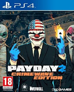 PAYDAY 2 Crimewave Edition PS4 [PKG] Oyun İndir [Multi]