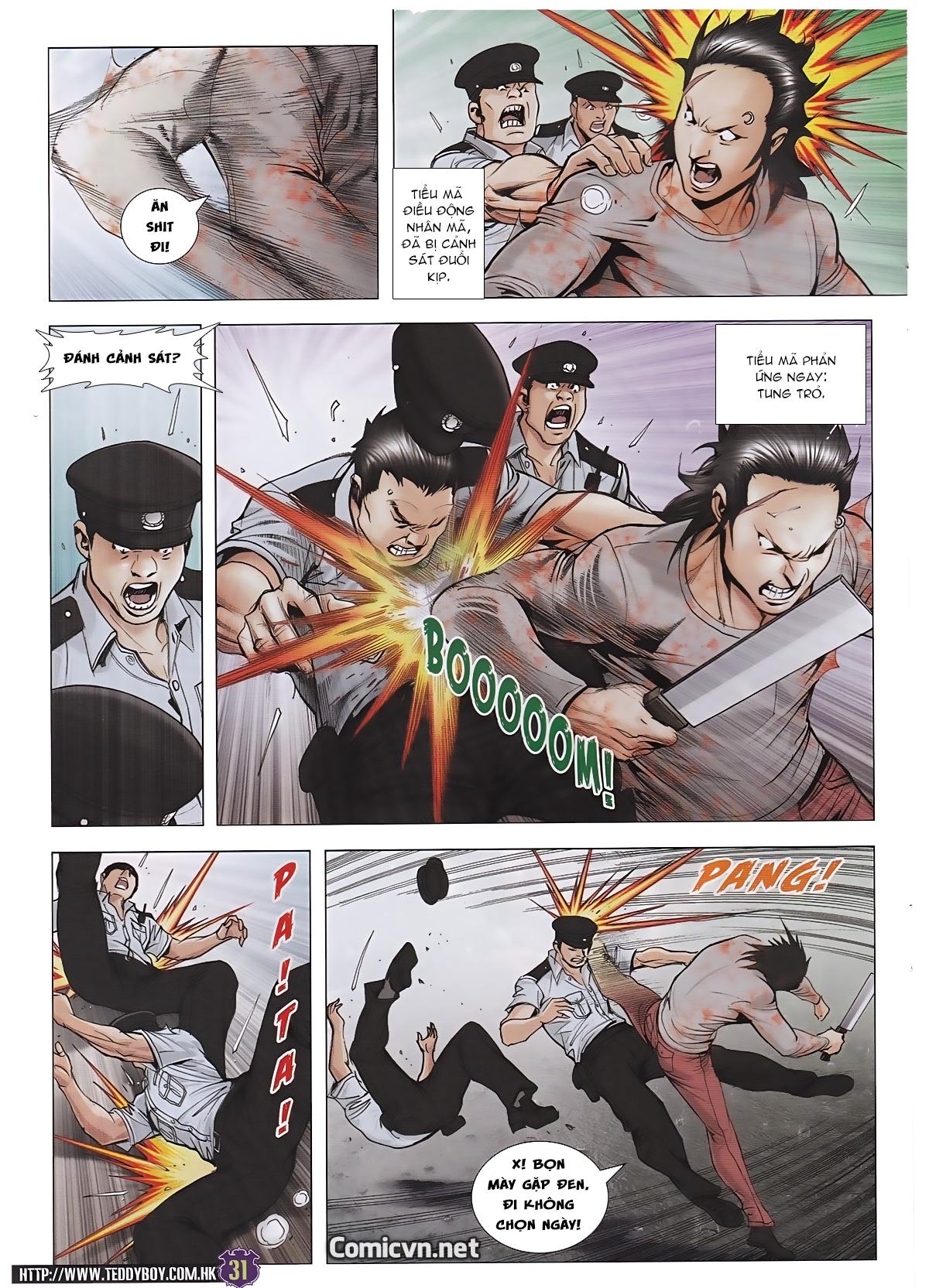 Người Trong Giang Hồ chapter 1960: long ảnh tung hoành trang 27
