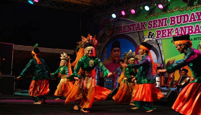 Tari Suku Melaut Teluk Meranti, Tarian Tradisional Dari Riau Dan Kepulauan Riau