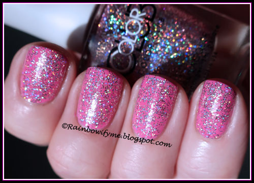 OPI: Two-timing The Zones and Color Club: Top Shelf